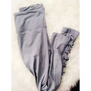 Victoria's Secret Grey Workout Leggings✨SMALL